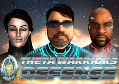 Theta Warriors Defense by Enigma Games